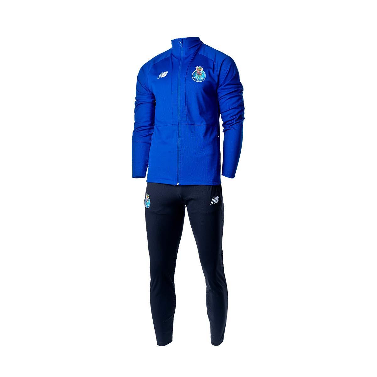 New Balance FC Porto Paseo 2019-2020, Chándal, Azul, Talla XL ...