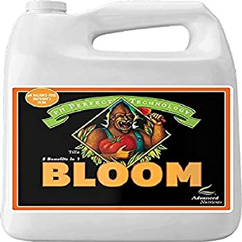 Advanced Nutrients 1201-15 Bloom pH Perfect Fertilizer 4 Liter Brown/A