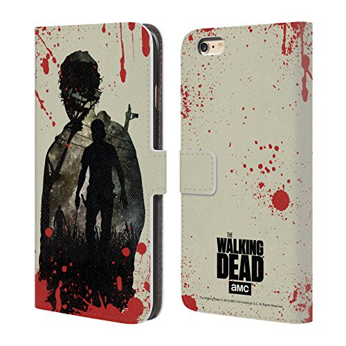 Head Case Designs Officially Licensed AMC The Walking Dead Rick Silhouettes...