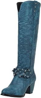 FANIMILA Women Classic Western Boots