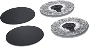 Rubber Bottom Base Case Feet Foot Pad Replacement Set Fit for MacBook Pro 13
