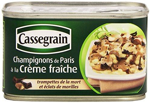champignons surgeles leclerc
