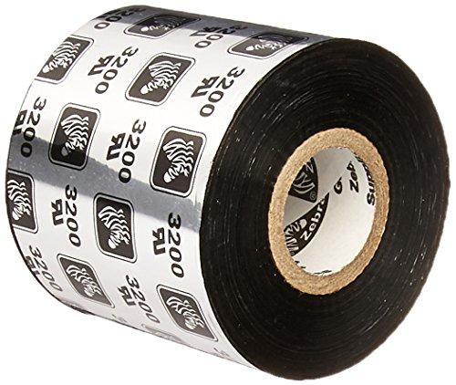ZEBRA 3200Wax/Resin Farbband,–Bänder Printserver 2746e, Thermotransfer, schwarz, 300m, 60mm x 300m