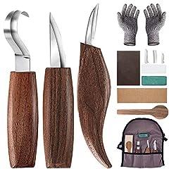 Holz-Schnitzwerkzeug Set