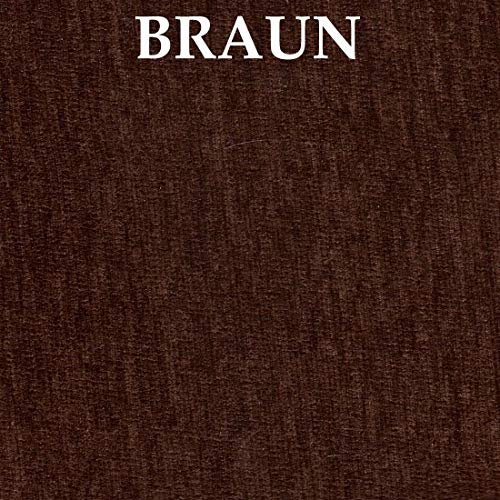 koma Eckbank Kiefer Weiss mit Braun Polsterung MASSIVHOLZ - NEU (120 x 160cm) - 2
