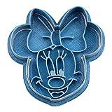 Cuticuter CGMINNIECARA Cortador de galletas, Azul
