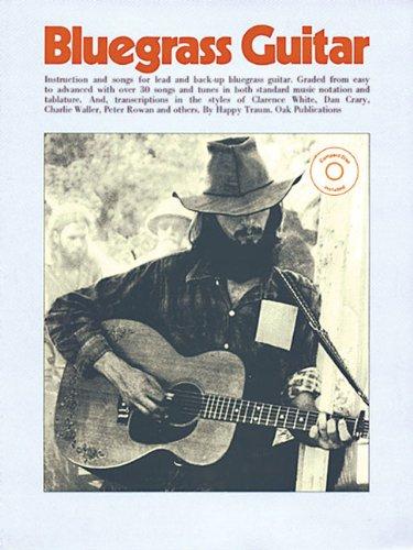 Bluegrass Guitar: Noten für Gitarre (Guitar Books)