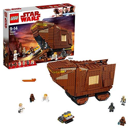 LEGO Reptador de Las Arenas
