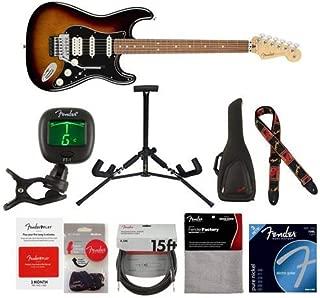 Fender Player Stratocaster HSS Floyd Rose Electric Guitar, 22 Frets, Modern