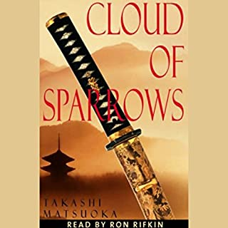 Cloud of Sparrows audiobook cover art