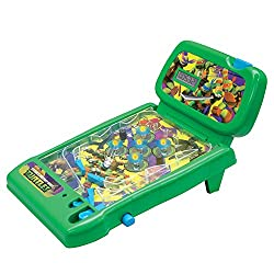 Teenage Mutant Ninja Turtles Totally Turtles Tabletop Pinball