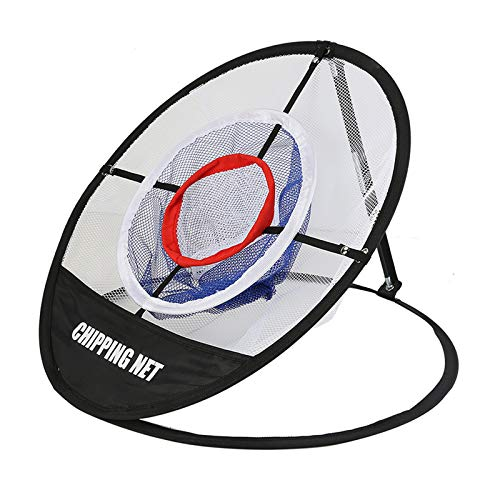 RUIZHUO Pop Up Golf Chipping Net Touch Practice Golf Target Net per Outdoor Indoor Cortile Portatile Golf Target Accessori Aiuti Formazione