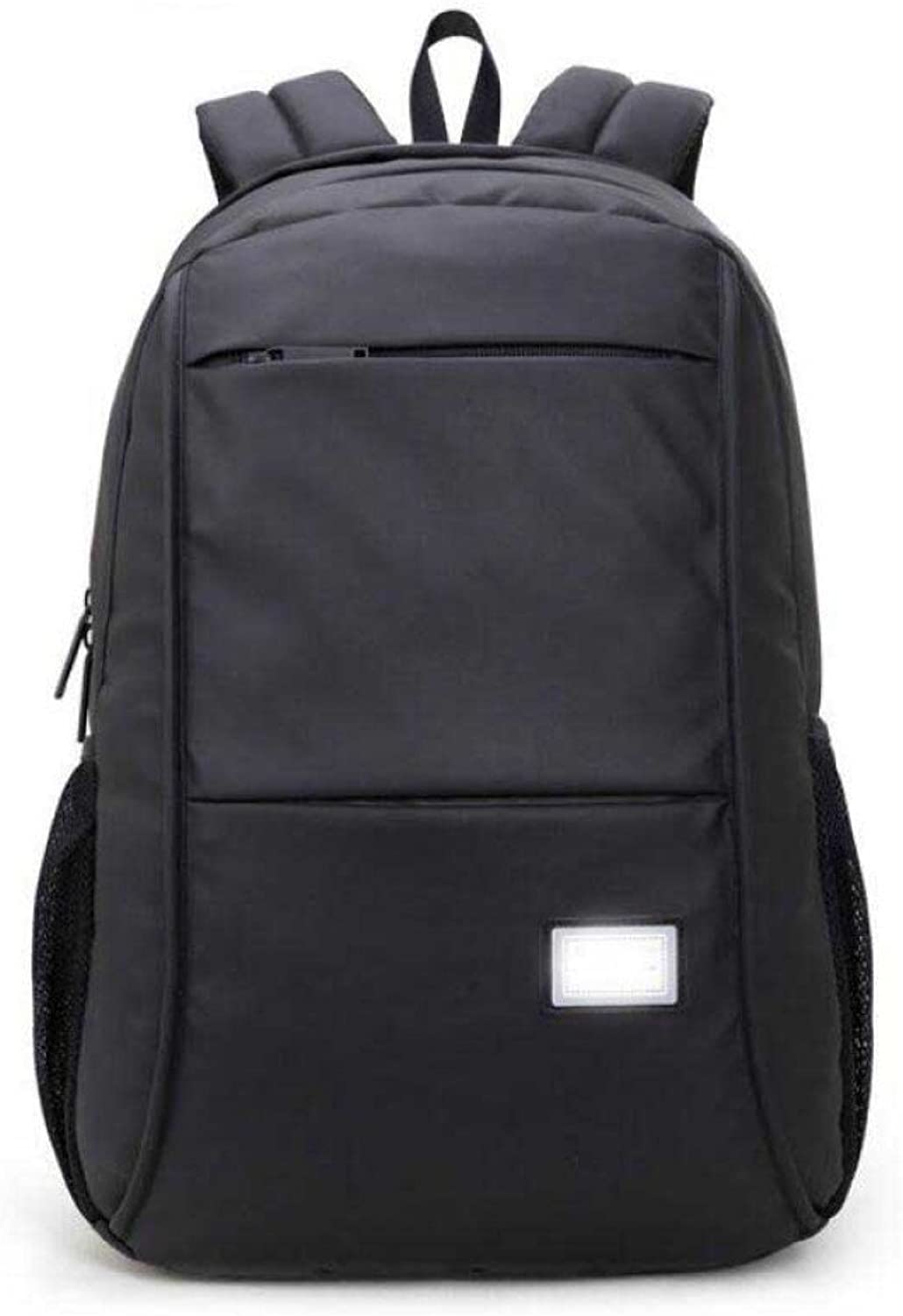 Male School Bag Korean Charging Backpack Oxford Cloth Laptop USB Backpack
