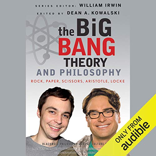 Couverture de The Big Bang Theory and Philosophy