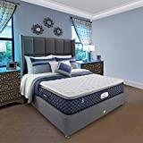 Springfit Pro Activ Jump 8 Layered Pillow Top Model Bonnell Soft Spring Hotel Comfort Premium Bed Mattress 6 Inch- Single Bed Size (72x36x6 Inch, Spring Mattress)