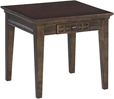 Progressive Furniture Casual Traditions End Table Brown