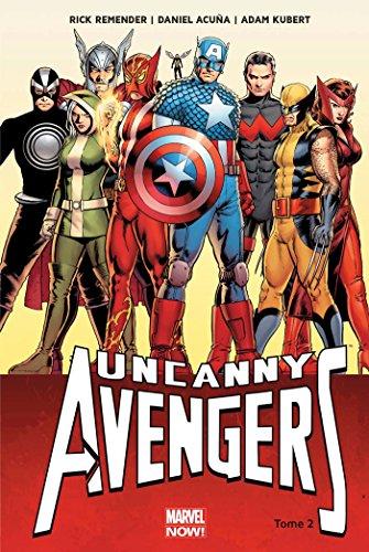 UNCANNY AVENGERS T02