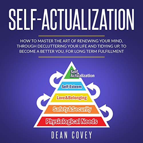 Self-Actualization audiobook cover art