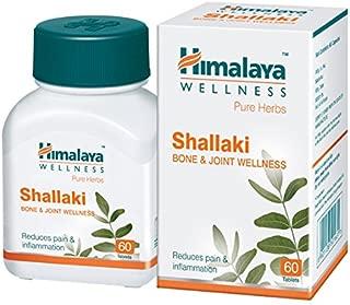 Himalaya Wellness Pure Herbs Shallaki Bone & Joint Wellness - 60 Tablets