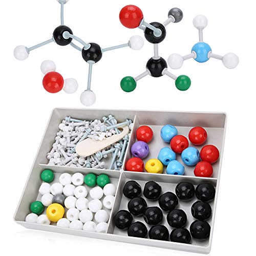 54Pcs XMM-067 Molecular Model Kit Set 54 Atom Structure Ball and Stick Scale Model
