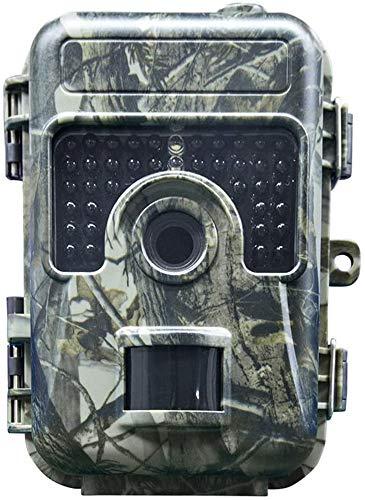 YUKM 2.36'LCD Trail Cámara Cámara De Vida Silvestre 16MP 1080P con Detector De Movimiento Visión Nocturna IP66 A Prueba De Agua A Prueba De Agua para La Naturaleza Al Aire Libre, Jardín