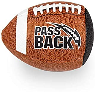 Passback Junior Composite Football, Ages 9-13, Youth Training Football