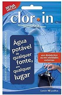 Clorin Nautika 1mg (torna água potável)