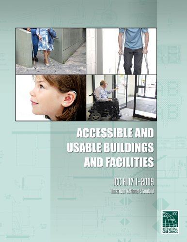 Compare Textbook Prices for ICC A117.1 2009 Accessible and Usable Buildings and Facilities International Code Council Series 1 Edition ISBN 9781580019187 by International Code Council