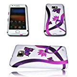 DESIGN NEW BUTTERFLY -1- SILIKON TPU HANDY COVER CASE