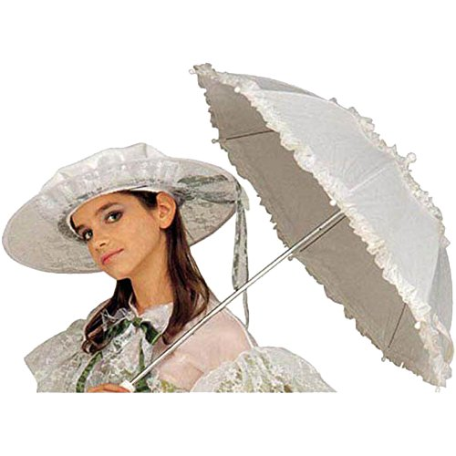 WIDMANN 6660B - Paraguas de Estilo Belle Epoque, de diámetro 72 cm, Negro