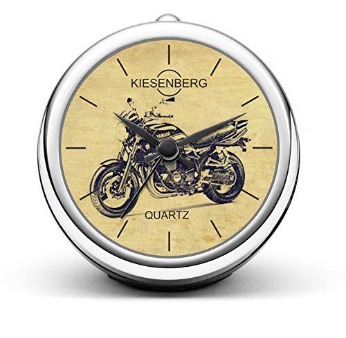 KIESENBERG Design Orologio da Tavolo Regalo per XJR 1300 Motocicletta Fan Clock T-20427