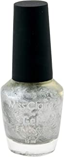 Miss Claire Gel Effect 15 ml G15, Silver, 15 ml