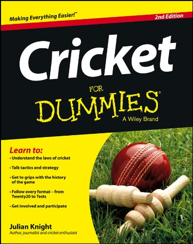 Cricket For Dummies (English Edition)
