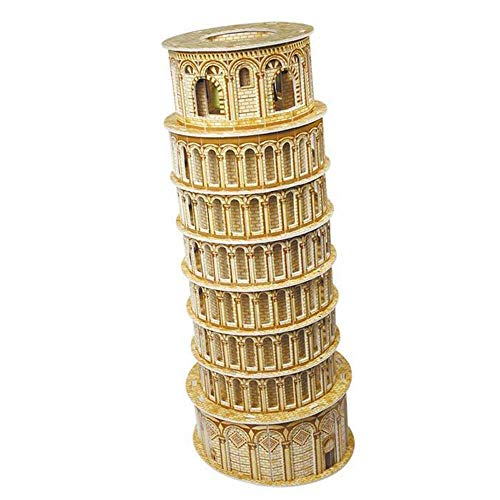CubicFun MC053h Leaning Tower, 30 Pieces