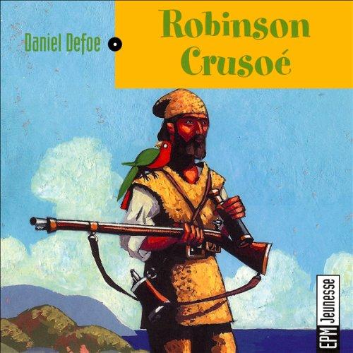 Couverture de Robinson Crusoé