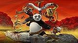 Kung-Fu-Panda Rompecabezas de Madera Rompecabezas Rompecabezas de 1000 Piezas Juguetes interesantes Regalo Personalizado
