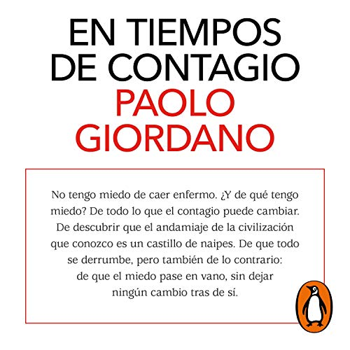 En tiempos de contagio [How Contagion Works. Science, Awareness and Community in Times of Global Crises] cover art