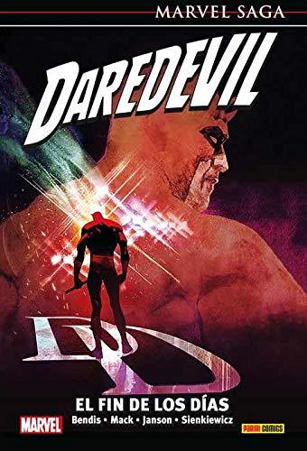 Daredevil 25. El fin de los días