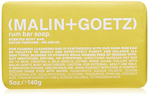 Malin + Goetz Rum Bar Soap, 5 oz