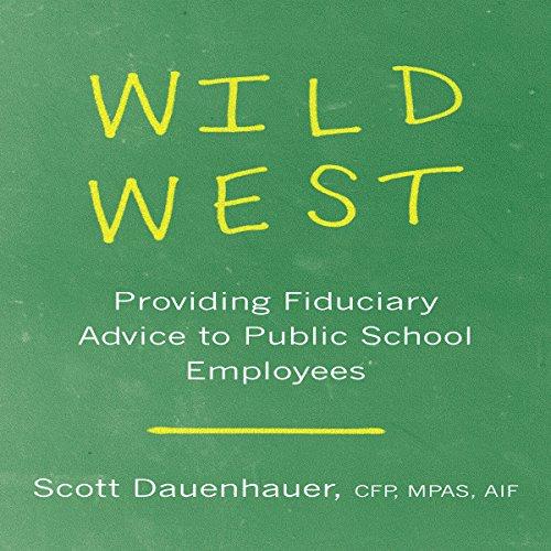 Wild West audiobook cover art