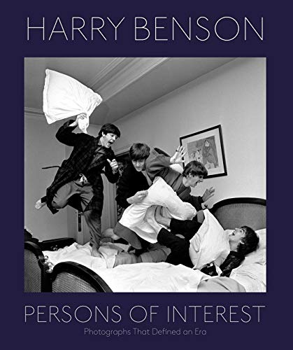 Image of Harry Benson: Persons of Interest
