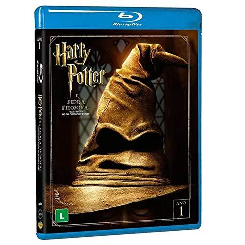 Blu-Ray Duplo - Harry Potter e a Pedra Filosofal