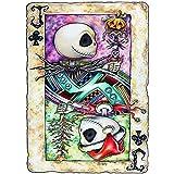 GonFan Kits de Pintura de Diamantes DIY 5D Diamante Pintura de la Sala Naipes de Halloween Dormitorio de Punto de Cruz albañilería Pegatinas Diamante Pintura (Color : A, Size : 30x40cm)