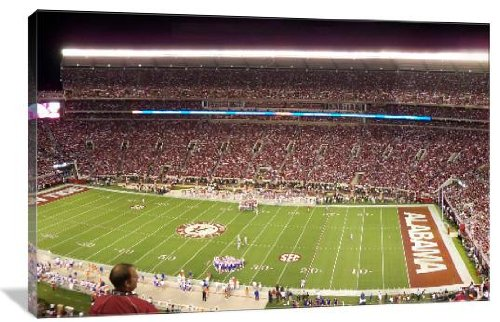 University of Alabama, Bryant-Denny Stadium Mural 48