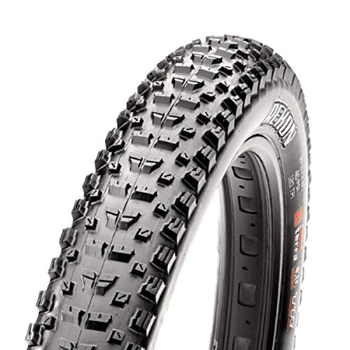 Maxxis Unisex– Adult's Skinwall EXO Dual Bicycle Tyres, Black, 29x2.40 61-622