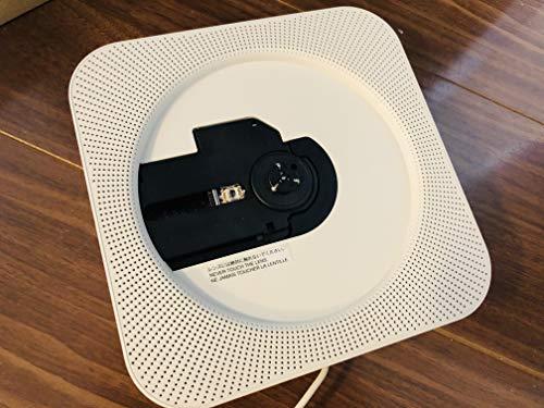 無印良品壁掛式CDプレーヤーCPD-4