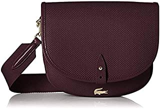 Lacoste NF2117CE Chantaco Round Crossover Bag, Winetasting