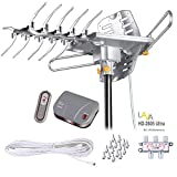 Best Lava Antennas - LAVA HD2605 Outdoor HD TV Antenna Remote Controlled Review