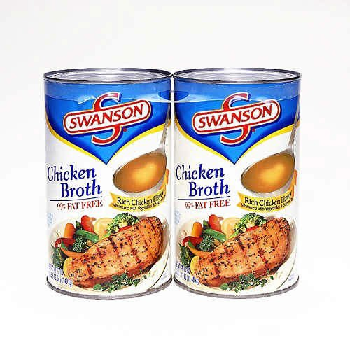 Large discharge sale Swanson Chicken Broth Ranking TOP16 - 2 49 PACK oz. OF CASE