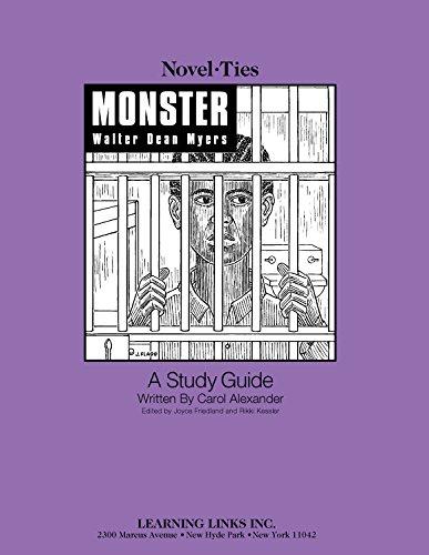Monster: Novel-Ties Study Guide